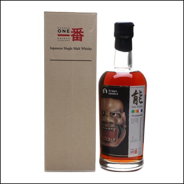 輕井澤威士忌 能  14年