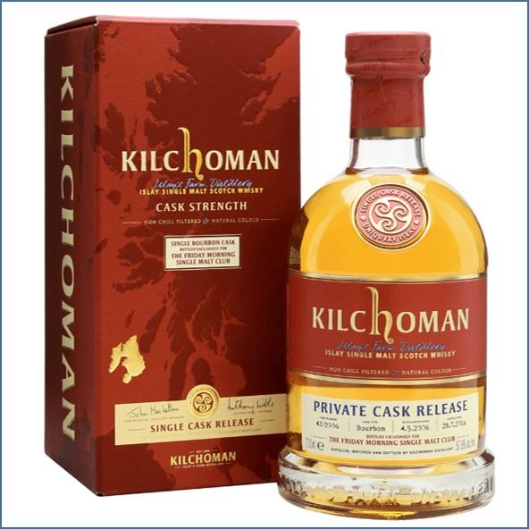 Kilchoman 2016 10 Year Old TWE Exclusive 2006 70cl 57.6%