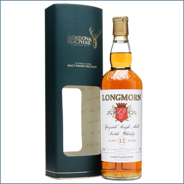 Longmorn 12 Year Old Gordon & Macphail 70cl 43%