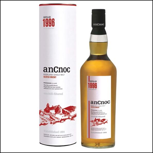 AnCnoc  1996 70cl 46%