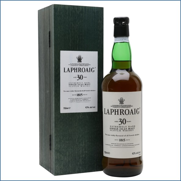 Laphroaig 30 Year Old 75cl 43%