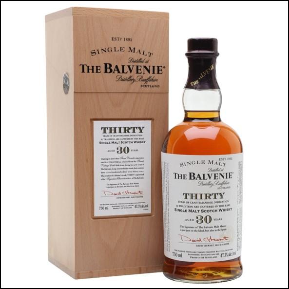 Balvenie 30 Year Old 75cl 47.3%