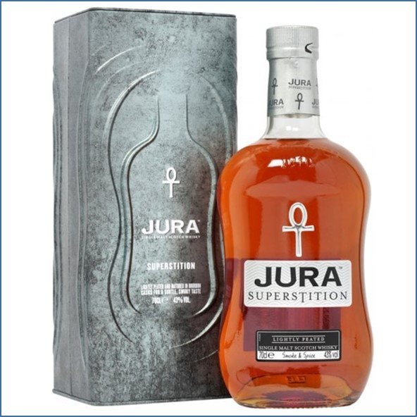 Isle Of Jura Superstition 70cl 43%