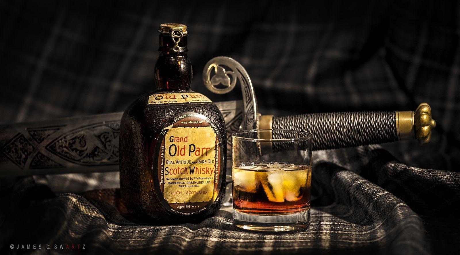 Old Parr老帕爾威士忌