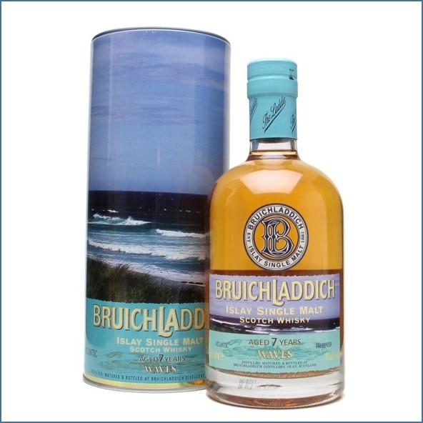 Bruichladdich 7 Year Old WAVES  70cl 46%