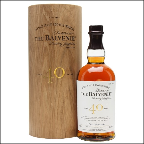 Balvenie 40 Year Old 70cl 48.5%