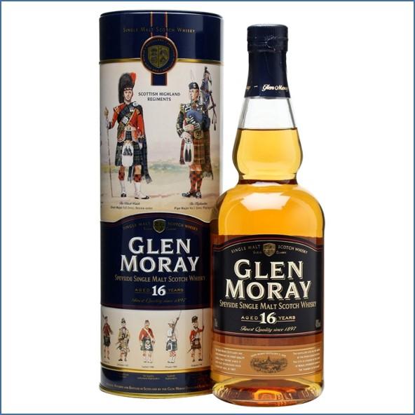 Glen Moray 16 Year Old 70cl 40%