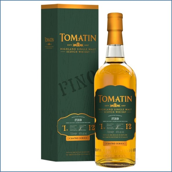 Tomatin  Fino 2014 Limited Edition 70cl 46%