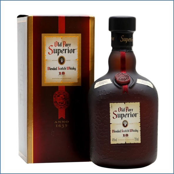 Old Parr 18 Year Old Superior 75cl 43%