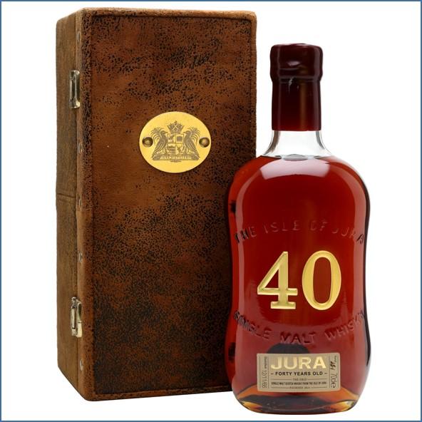 Isle of Jura 1966 40 Year Old Island Single Malt Scotch Whisky 70cl 45.1%