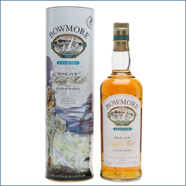 Bowmore Legend of the Millenium Edition 70cl 40%