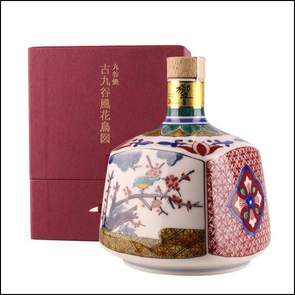 響21年威士忌 彩繪瓷瓶