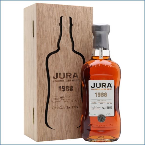 Jura 1988 Vintage Series 2 Port Finish 70cl 52.8%