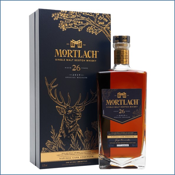 Mortlach 26 Year Old 1992 Special Releases 2019 70cl 53.3%