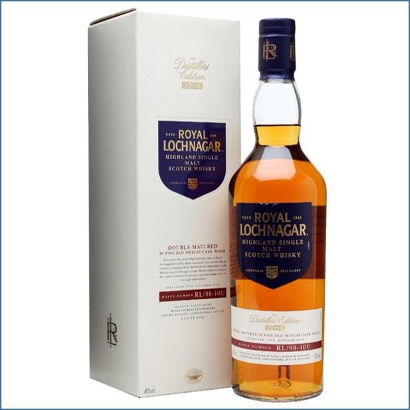 Royal Lochnagar 1998 Distillers Edition 2010 70cl 40%