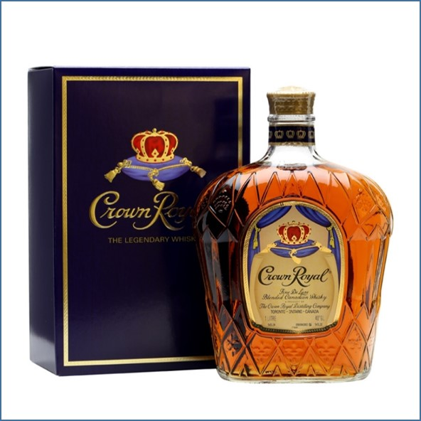 Crown Royal Canadian Whisky 70cl 40%