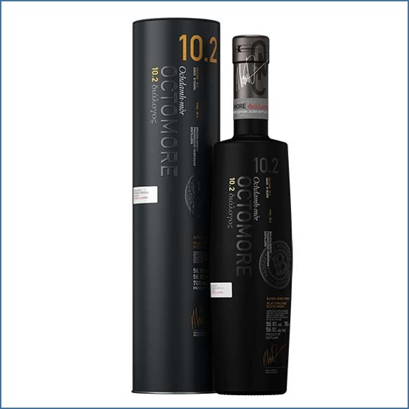OCTOMORE 10.2 75cl 56.9%