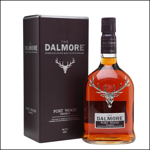 DALMORE PORT WOOD RESERVE 70cl 46.5% 大摩威士忌極尊波特桶收購