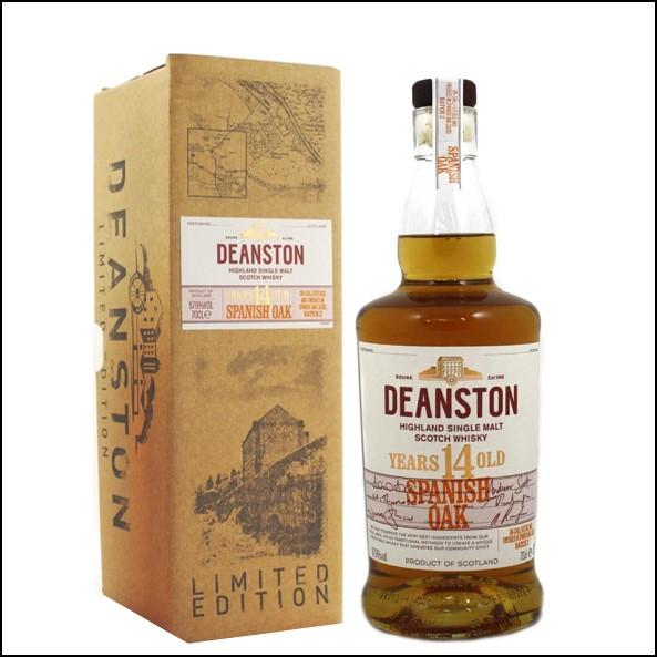 Deanston 14 years old Spanish Oak