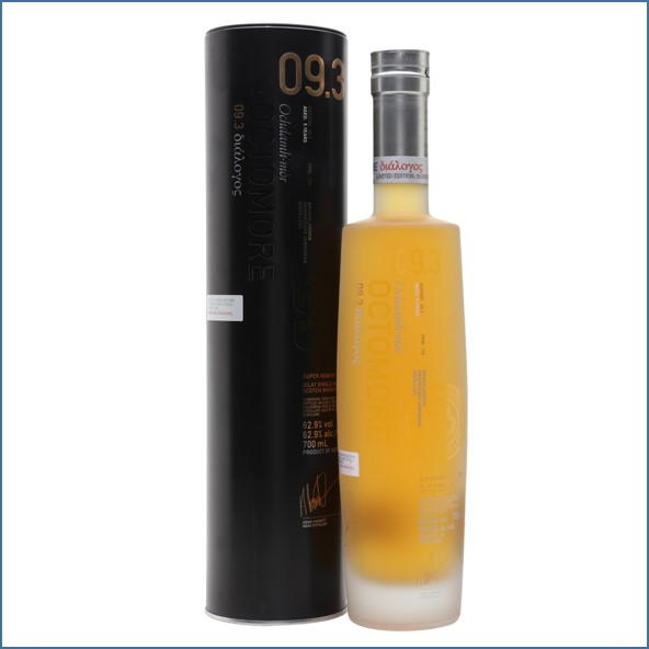OCTOMORE 9.3 5 Year Old Farm Grown Barley 70cl 62.9%