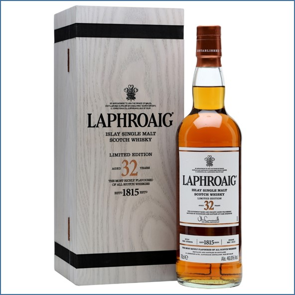 Laphroaig 32 Year Old 70cl 46.6%