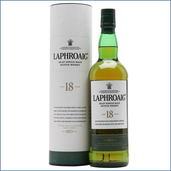 Laphroaig 18 Year Old 70cl 48%