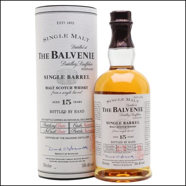 Balvenie 1978 15 Year Old 70cl 50.4%