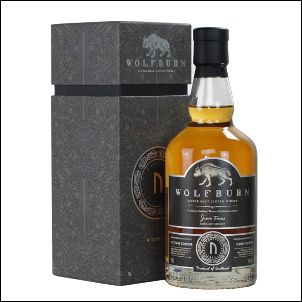 Wolfburn Kylver Series Release 2 3 years old 2017 Highland Single Malt Scotch Whisky 70cl 50%