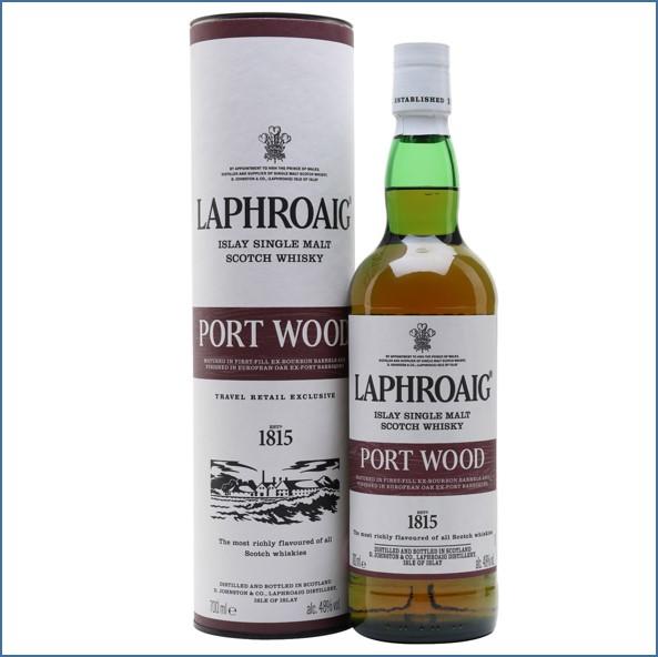 Laphroaig Highgrove Traditional Casks 70cl 48%