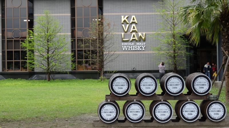 Kavalan Solist Bourbon Cask #031A (2010) Taiwanese Single Malt Whisky 70cl 57.8%