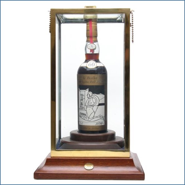 Macallan 1926 - 60 Year Old - Valerio Adami 70cl 42.8%