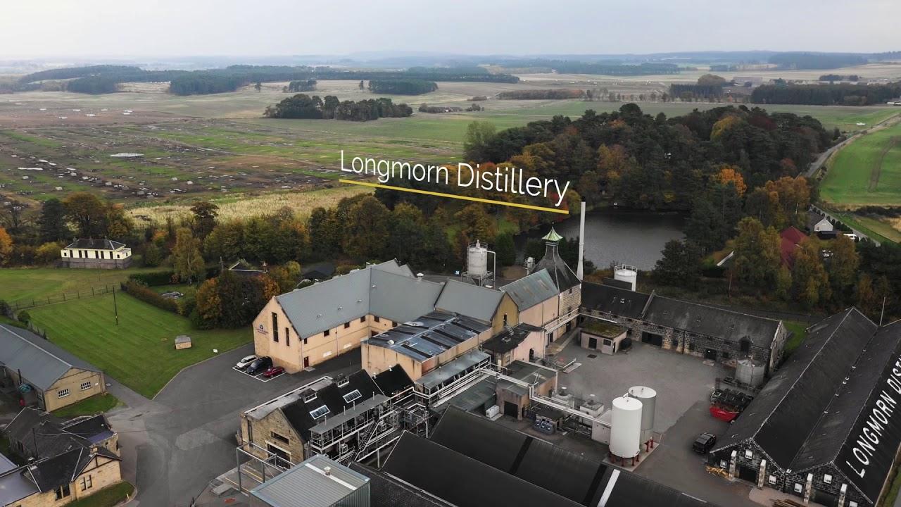 朗摩Longmorn蒸餾廠