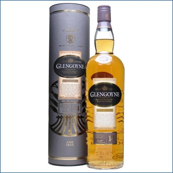 Glengoyne 14 Year Old Heritage Gold 100cl 40%