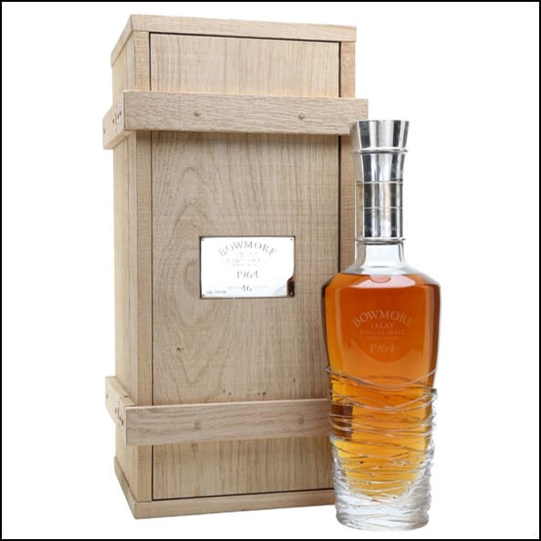Bowmore 46 Year Old  1964 Fino Sherry Cask 70cl 42.9%