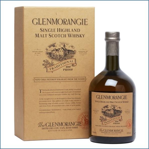 Glenmorangie Traditional - 100 Proof 100cl 57.2%