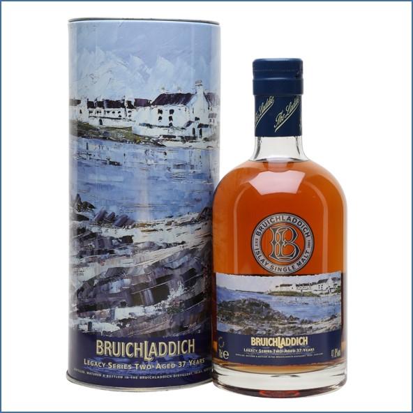 Bruichladdich 1965 37 Year Old Legacy 2 70cl 41.8%