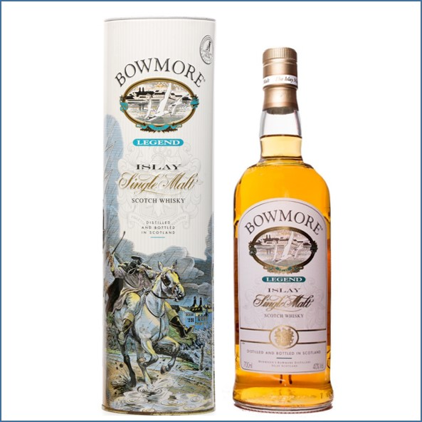Bowmore Legend of the Phantom Horseman 70cl 40%