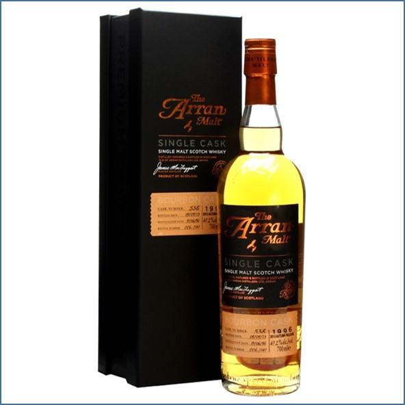 Arran 17 Year Old 1996 Bourbon Cask 70cl 47.2%