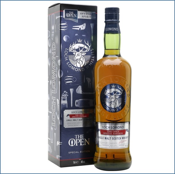Loch Lomond The Open Special Edition 70cl 46%