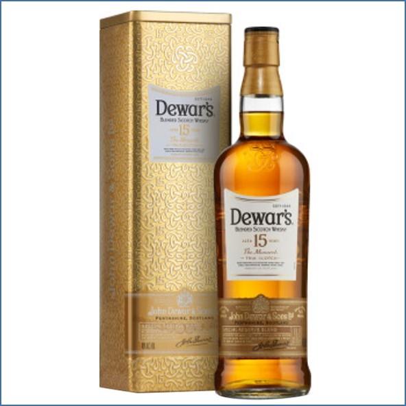 Dewars 15 Year Old  Blended Scotch Whisky 70cl 40%