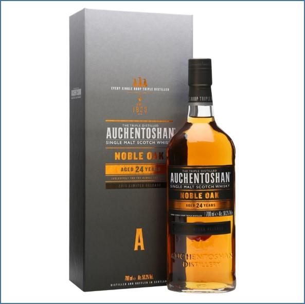 Auchentoshan 24 Year Old Noble Oak 70cl 50.3%
