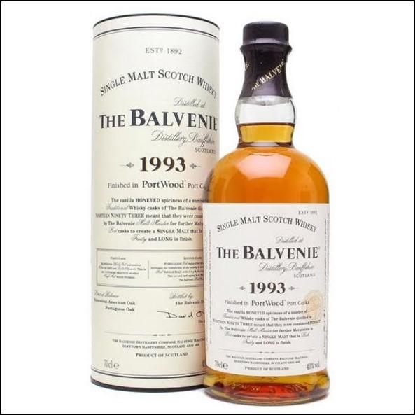 Balvenie 1993 Port Wood 70cl 40%