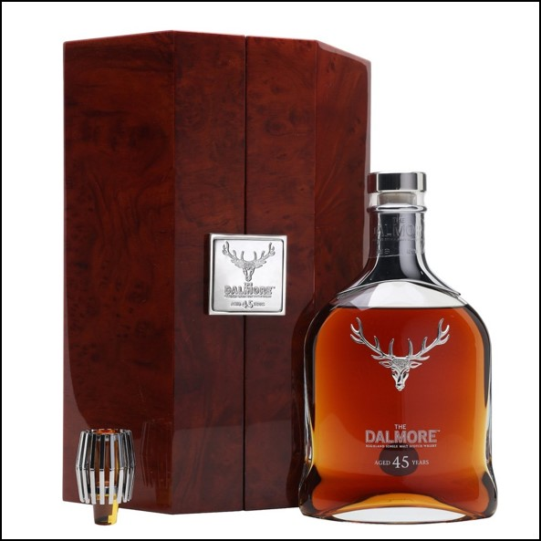 DALMORE 45 YEAR OLD 2019 Release 70cl 40%  大摩45年威士忌收購