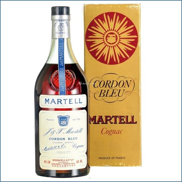 馬爹利收購 藍帶  CORDON BLEU   紅太陽