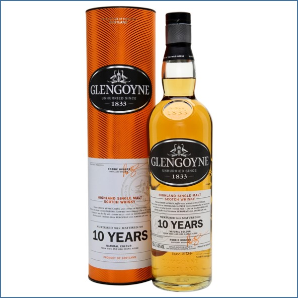Glengoyne 10 Year Old 70cl 40%
