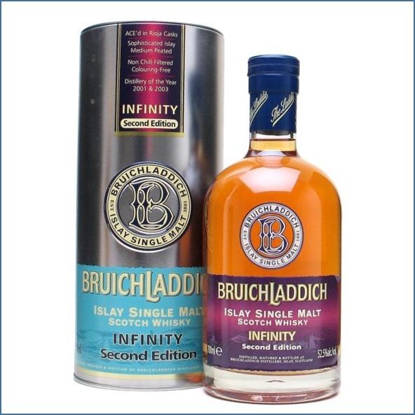 Bruichladdich INFINITY 2nd Edition 70cl 52.5%