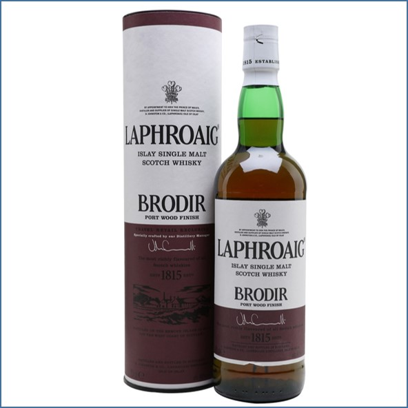 拉弗格收購 Laphroaig Brodir Port Finish 70cl 48%