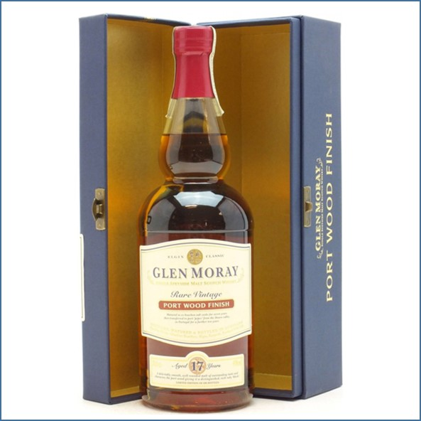 Glen Moray 17 year old Port Wood Finish 70cl 40%