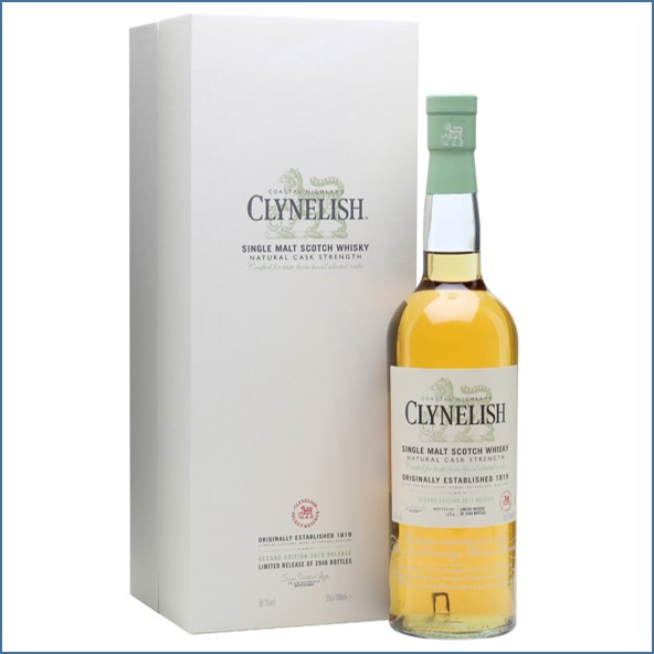 Clynelish Select Reserve 2nd Edition Special Releases 2015 Highland Single Malt Scotch Whisky 70cl 56.1%