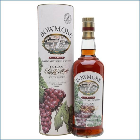 Bowmore Claret Bordeaux Wine Cask 70cl 56%